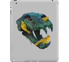Three little birds iPad Case/Skin