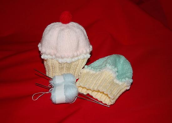 Cupcake Hats by AnnDixon