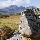 Kilbride Rock by Christopher Cullen