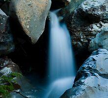 Nooksack Falls by Jefferson L. Morriss