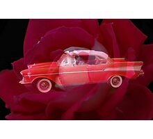Rosy Bel-aire Photographic Print