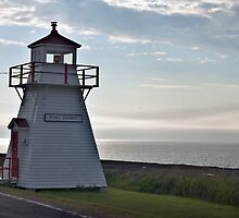 Port George Nova Scotia Canada by Roxane Bay