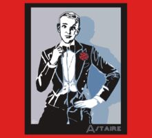 Fred Astaire Portrait Kids Clothes