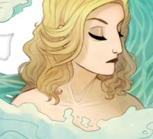 The Tide Rises, The Tide Falls Sticker