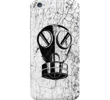 Gas Mask iPhone Case/Skin