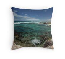 Port MacDonnell Throw Pillow
