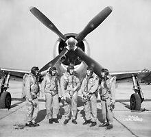 The NACA Spirit Captured, 1945 by wrstscrnnm6