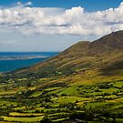 Carlingford mountain by NIEye