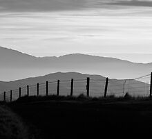 Evening in the Mourne mountains by NIEye