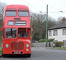 Birmingham Bus (From the Good Old Days) by CreativeEm