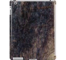 Hairy window 1 iPad Case/Skin