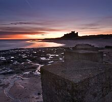 Bamburgh blocks by Digidug