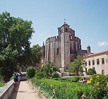 Tomar, Convento de Cristo, Charola dos Templarios by presbi