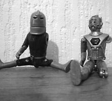 Doctor Who's Anti-War Protest by karenuk1969