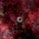 Eye in Space by Dean Warwick