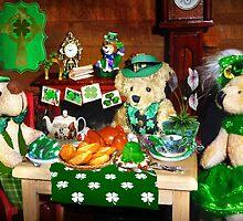 Happy St. Pat's! by Nadya Johnson