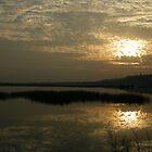 Sunset  by Sabee  Kazmi