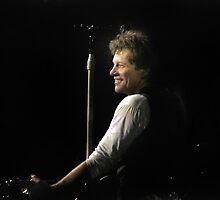 Jon Bon Jovi by yvonne willemsen