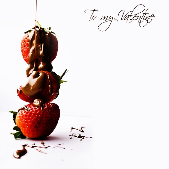 Valentine's Day Card - To My Valentine by -raggle-
