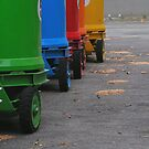Rainbow on wheels by TalBright