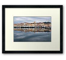 Saint Tropez Framed Print
