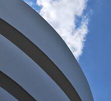 The Guggenheim Museum, NY NY by flyingperonis