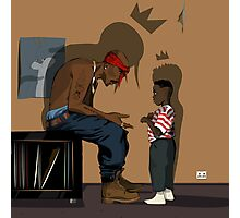Pac & Kendrick Photographic Print