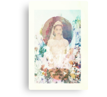 Reign- Mary Canvas Print