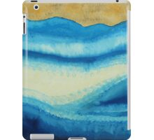 Foggy Blue Ridge original painting iPad Case/Skin