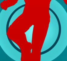 Just Ironman Sticker