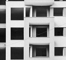 Squares by Antonio Polo