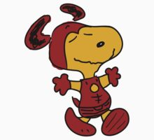 Iron Snoopy Kids Clothes