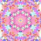 Springtime Geometry 4 by SRowe Art