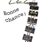 Carte Bonne chance by Johanne Brunet