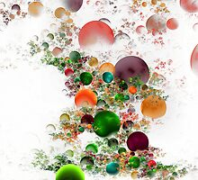 'Bubble Flow' by Scott Bricker