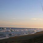 Fishing at Dusk by Tarryn Godfrey