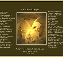 The Guardian... Angel by Amber Elizabeth Fromm Donais