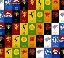 Sigils | Game of Thrones by CatchYouLater