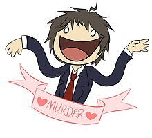 Who wants to talk about murders? by litvac