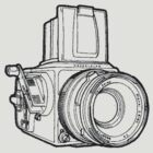 Hasselblad by raoulphoto