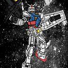 Fly, Gundam! by Paul Reoyo