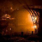 The Iron Bridge by Doug Butcher
