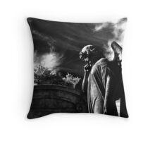 Divine Prayer Throw Pillow