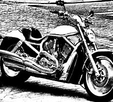 Motorbike by dotweb