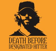 """SF Giants """"Designated Hitter"""" by hellacmk"""