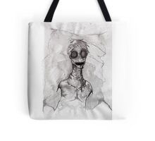 Zombie has a Rad Day Tote Bag