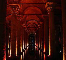 Basilica Cistern by almulcahy