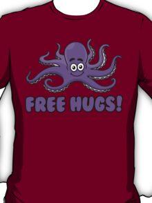 Octopus Free Hugs T-Shirt