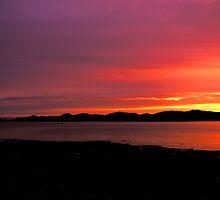 Encore Sunrise by Gail Bridger