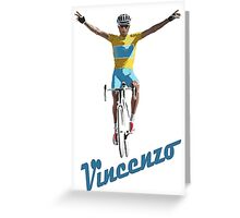 Vincenzo Greeting Card